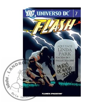 Universo DC Flash 7