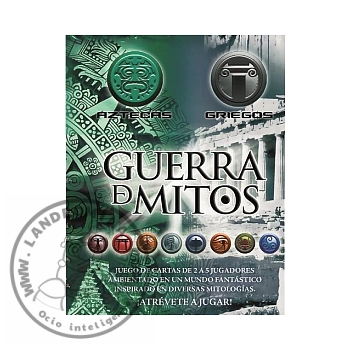 Guerra de Mitos Griegos Aztecas 2ed