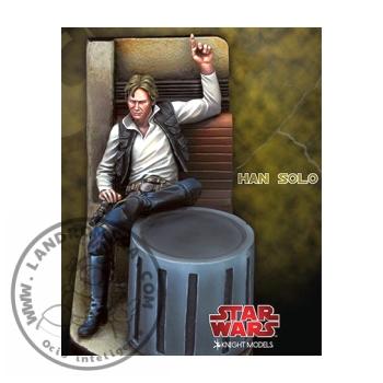 Han Solo en la cantina