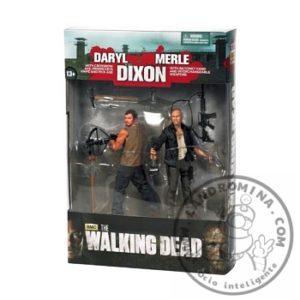 Daryl Dixon y Merle