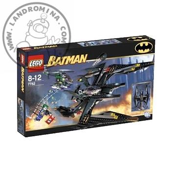 Batwing Lego 7782