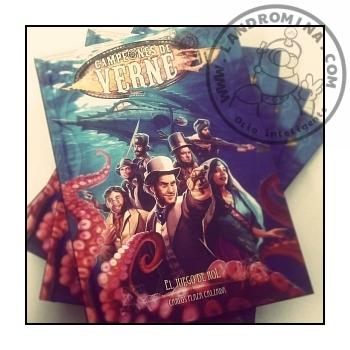Campeones de Verne JdR
