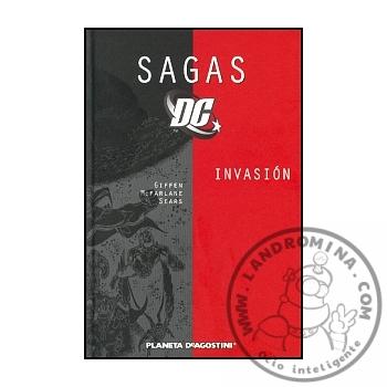 Invasion Sagas DC
