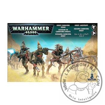 Escuadra Carnívora Kroot