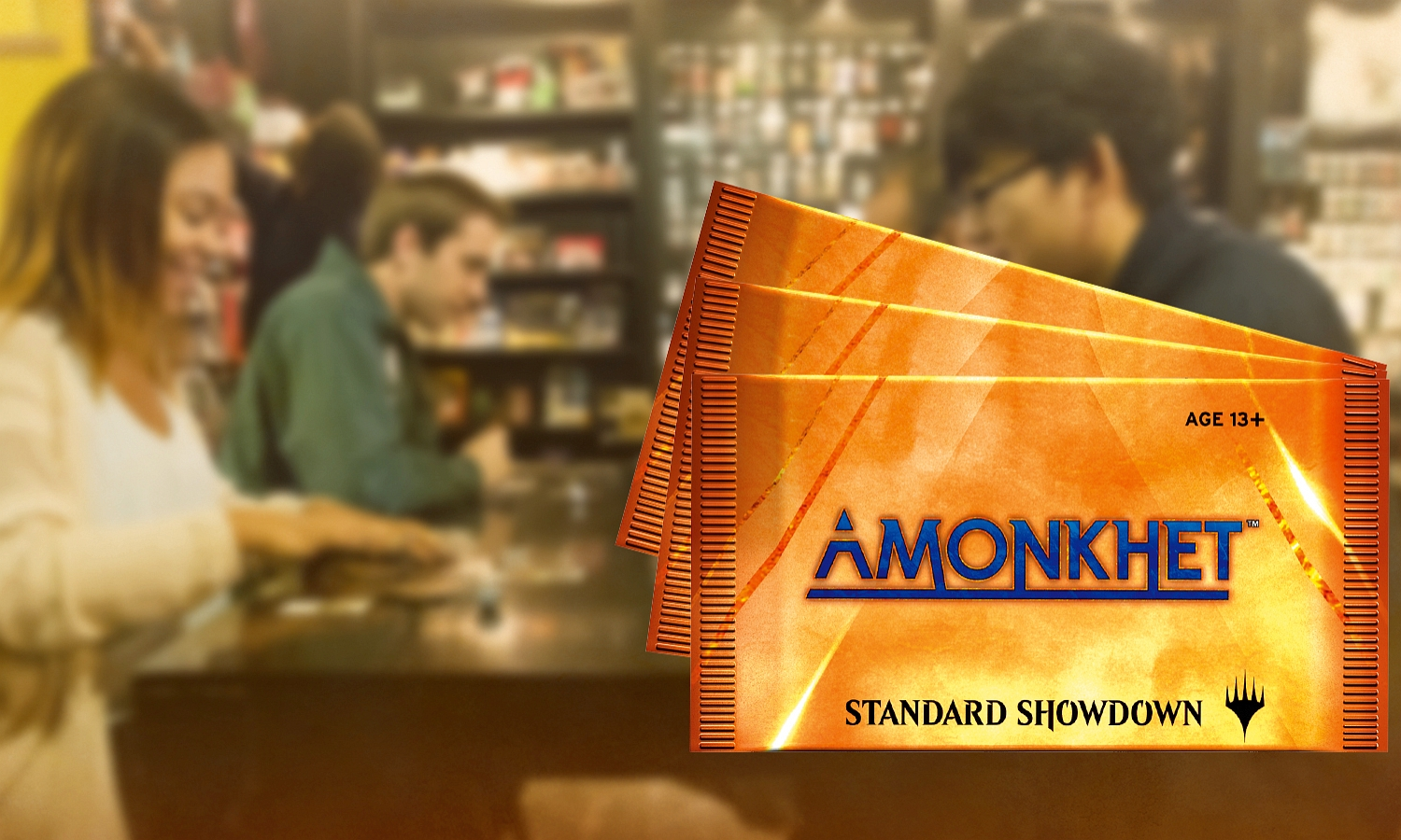 Amonkhet Standard Showdown