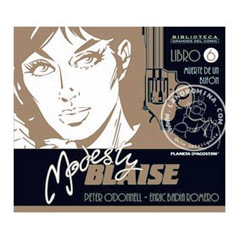 Modesty Blaise n6