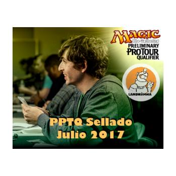 PPTQ MAGIC JULIO 2017