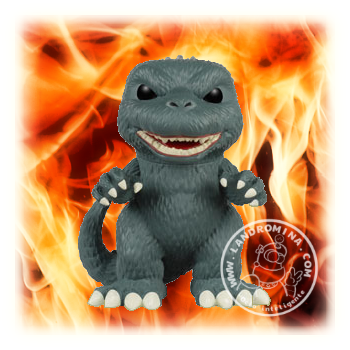 Godzilla Funko PoP!