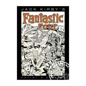 Jack Kirby Fantastic Four Artist Edition