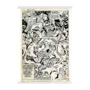 Jack Kirby Fantastic Four Artist Edition sample2