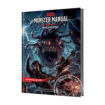 D&D Manual de Monstruos