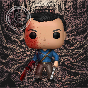 Ash Williams PoP!