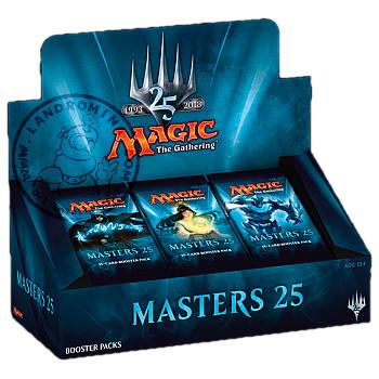 Magic Masters 25