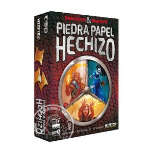 Piedra, Papel, Hechizo