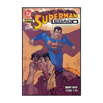 Superman Legado Colección completa
