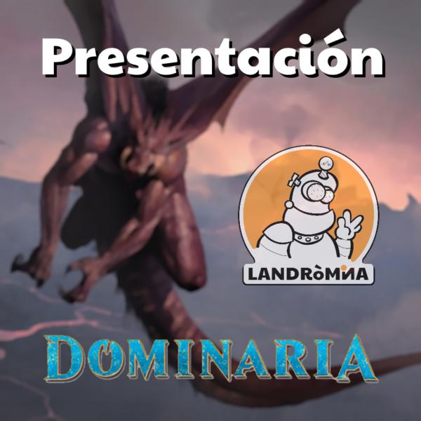 Presentación Dominaria