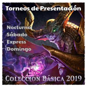 Presentación Básica 2019