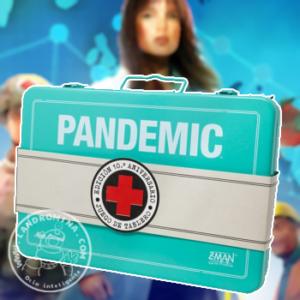 Pandemic Deluxe Edición 10 Aniversario
