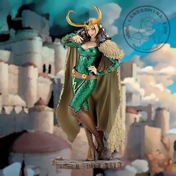 Loki Marvel Bishoujo