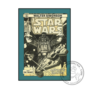 Walter Simonson Star Wars Artists Edition