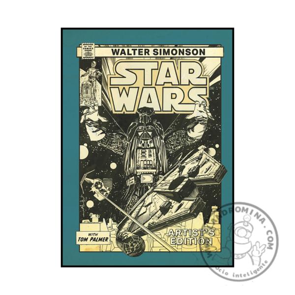 Walter Simonson Star Wars Artists Edition