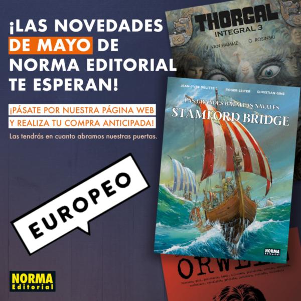 Novedades Norma Europeo Mayo 2020