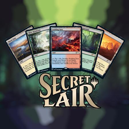 Secret Lair Ultimate Edition