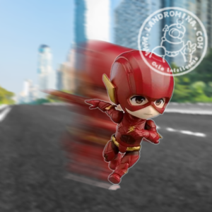 Flash Nendoroid Justice League Edition