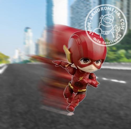Flash Nendoroid Justice League Edition