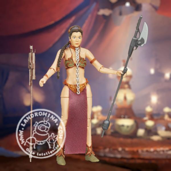 Princesa Leia esclava